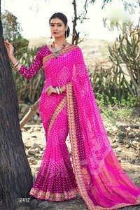 Buy bandhani sarees