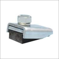 Single Bolted Rail Clamps