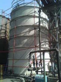 Fiber Reinforced Bisphenol Tanks
