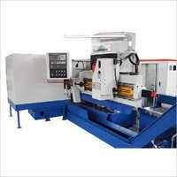 CNC Double Spindle Gun Drilling Machine