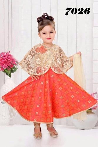 Girls Indian Ethnic Clothing