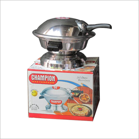 Home Gas Tandoor