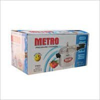 Steel Pressure Cooker Metro