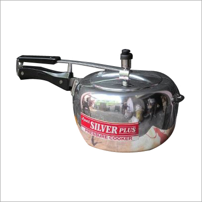 Apple Shaped Pressure Cooker 5 Litre(S S Handle)