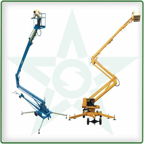 Hydraulic Aerial Access Work Platform (towable)
