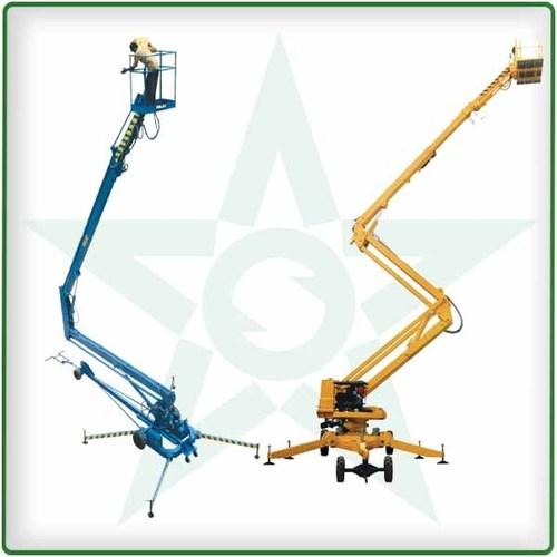 Hydraulic Aerial Access Work Platform (towable)