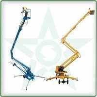Hydraulic Aerial access platform (towable)