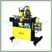 Hydraulic busbar processing tool