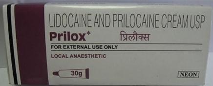 Prilox Cream