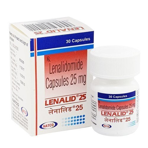 Lenalid Capsule Natco