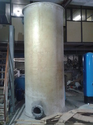 GRP Degasser Tower