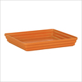 Square Planter Plates