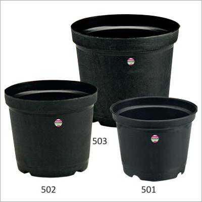 Plastic Nisarga Planters