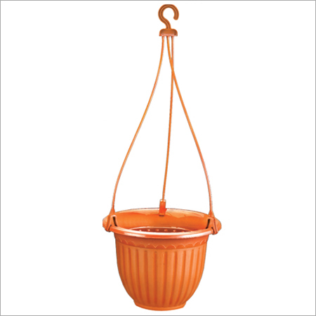 Mini Hanging Plastic Planter