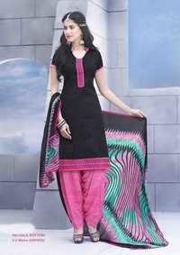 Fancy Black Patiyala