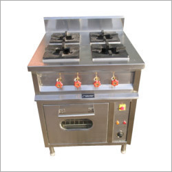 Oven Four Range Burner