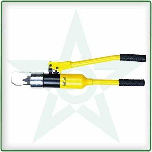 Hydraulic nut spliter