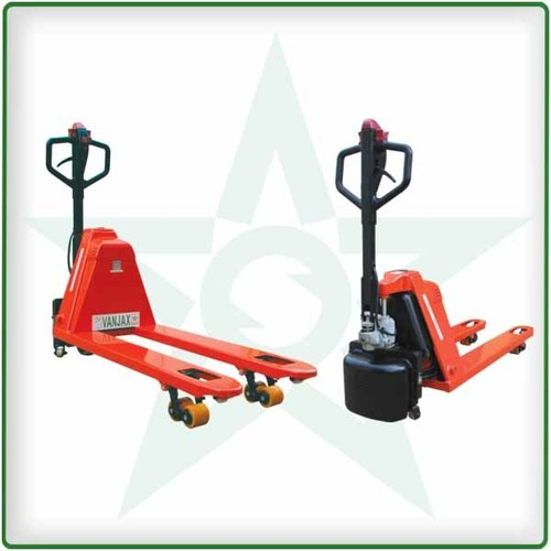 pallet truck (Semi - Electric)
