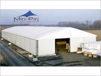 Portable Tensile Fabric Structure