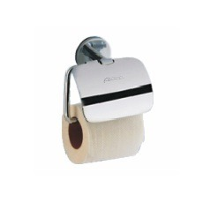 Paper Holder With Flap
