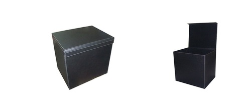 leatherette storage box,storage box.