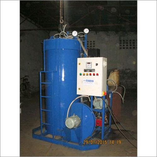 Steam Boiler Coil Type