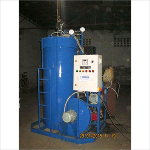 Steam Boiler Coil Type