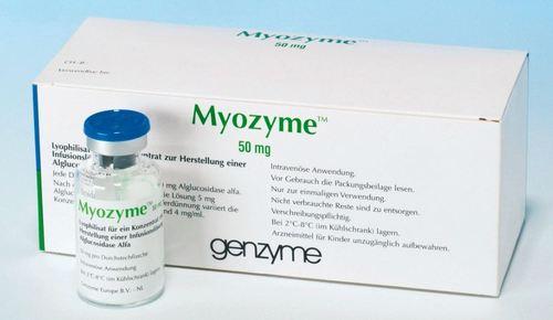 Myozyme 50 MG