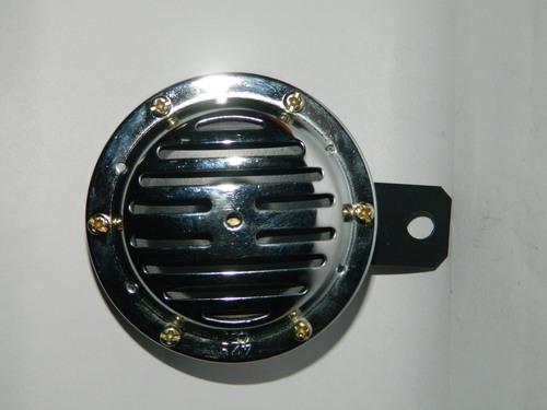 Horn Single Classic 12 volt 80 mm