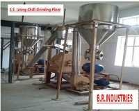 S.S. Lining Chilli Grinding Plant