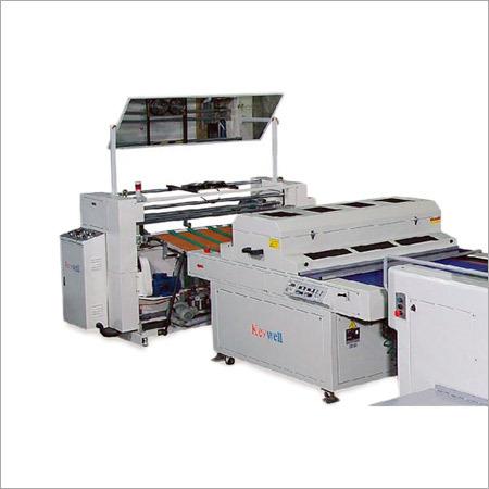 Sunboard Screen Printing Machine
