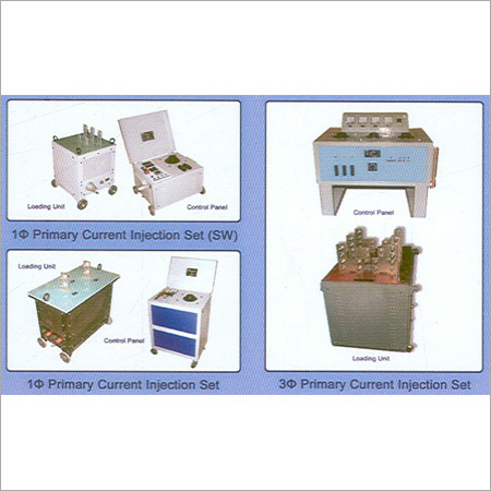 Primary Current Injection Set / Heat Run Test Set