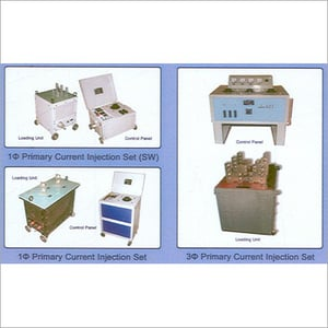 Primary Current Injection Set