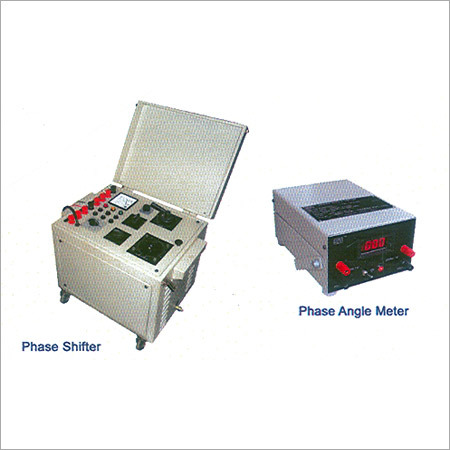Phase Shifter With/ Without Phase Angle Meter