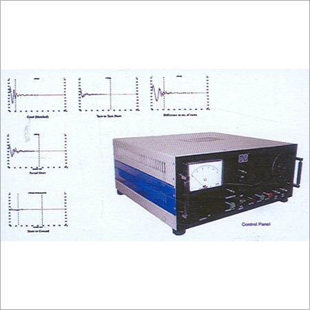 High Voltage Surge Comparison Test Set-Up