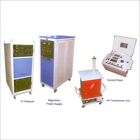 Vacuum Interrupter Pressure Integrity Test Set