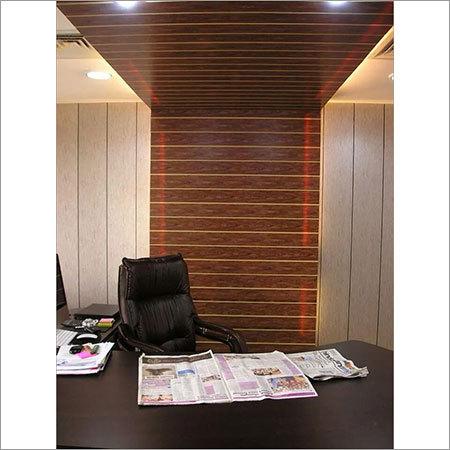 Wood Design Pvc Wall Panel