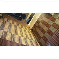 Multi Layered Vinyl Flooring