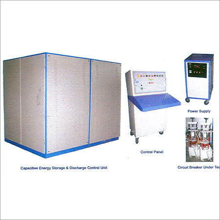 Current Seasoning Equipment For Vacuum Interrupter