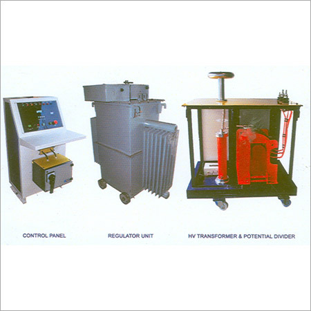 Automatic AC High Voltage Test Set