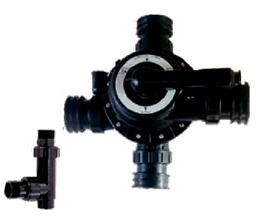 65NB Manual Multiport Valve