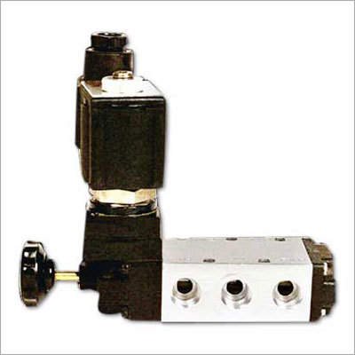 4 Way Solenoid Valves