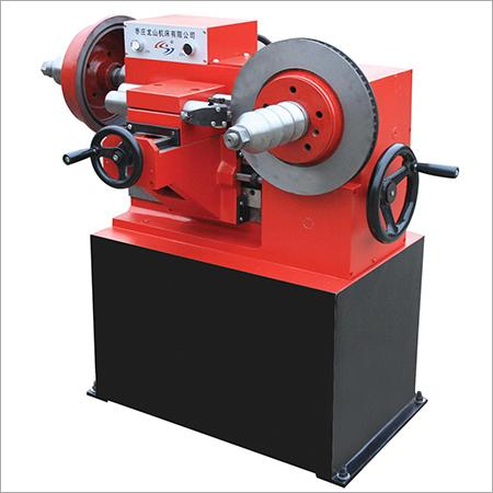 Brake Drum-Disc Cutting Machine