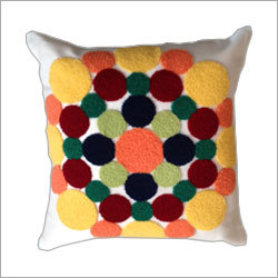 Embroidered Comfortable Cushion Cover