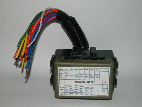 Fuse Box Wire Type