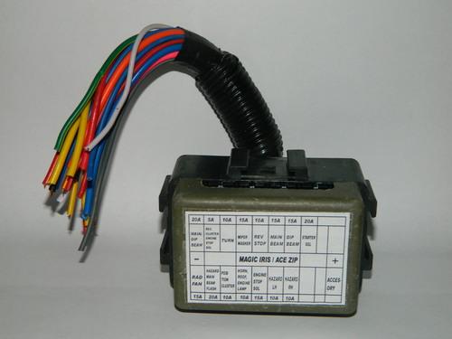 Fuse Box Wire Type