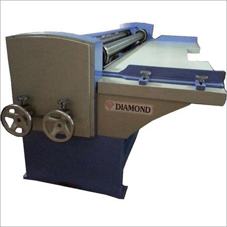 Four Bar Rotary Cutting& Creasing Machine