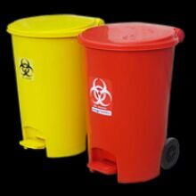 Bio Medical Waste Bin 55 Liters
