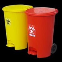 Bio Medical Waste Bin 55 Liters