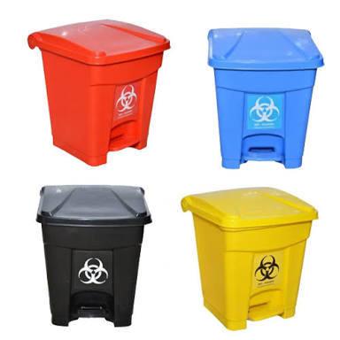 Bio Medical Waste Bins 16 Liters